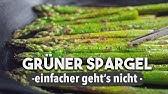 Grüner nummer spargel schnelle hensslers Hensslers schnelle