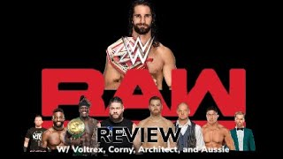 WWE Raw Review - The death of Ramblin Rabbit???
