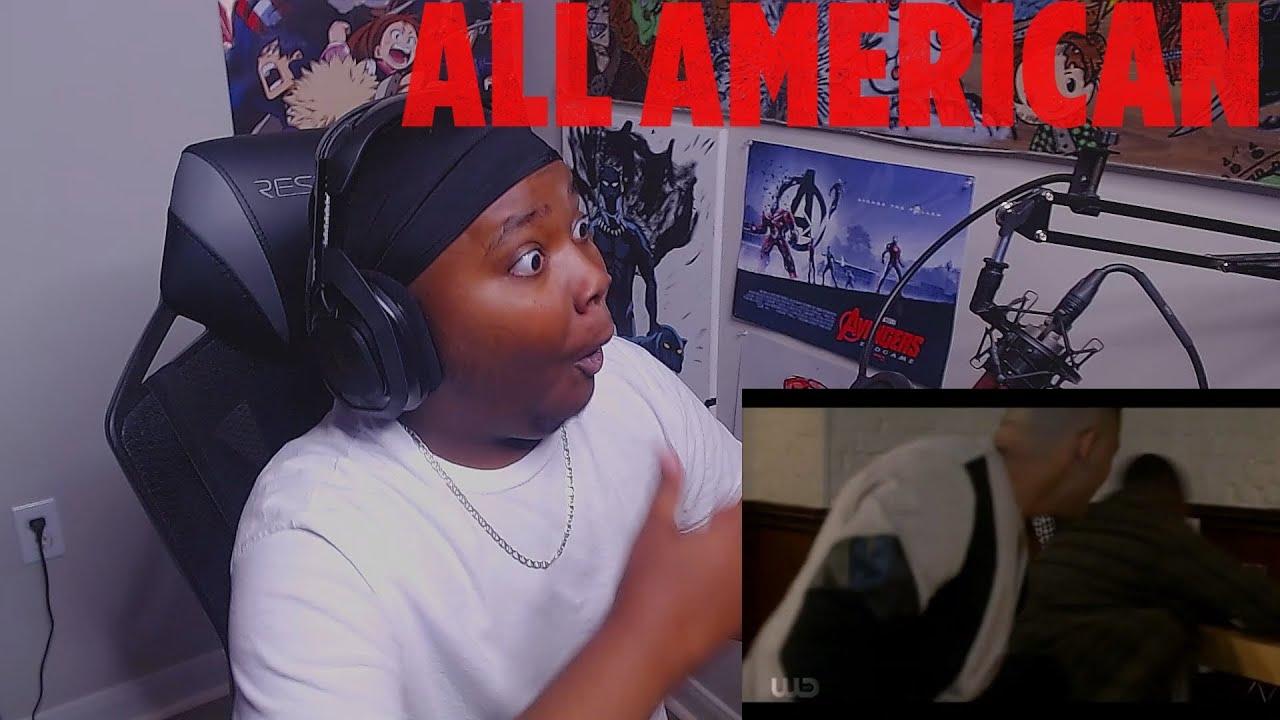 Download All American Season 3 Episode 1 Reaction   All American Season 3   Spencer punches Jordan