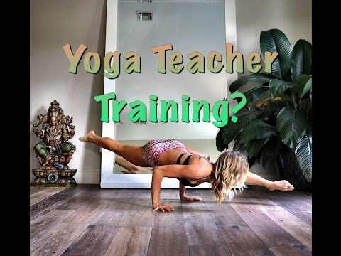 Should You Do A Yoga Teacher Training?