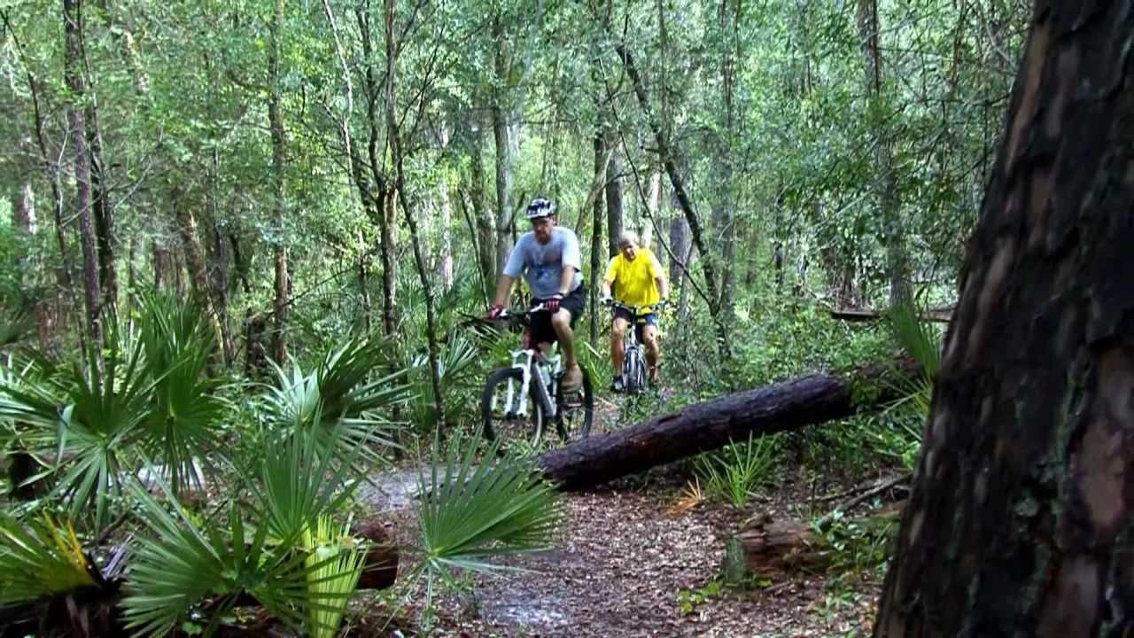 Paisley Woods Bike Trail Youtube