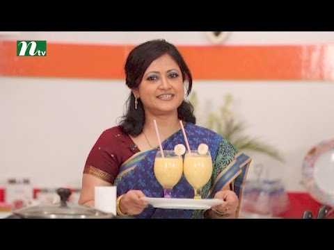 Today's Kitchen  (টুডে'স কিচেনে)  | Episode 51 | Food programme