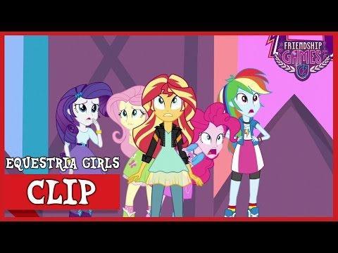 The Field for the Games | MLP: Equestria Girls | Friendship Games! [HD]