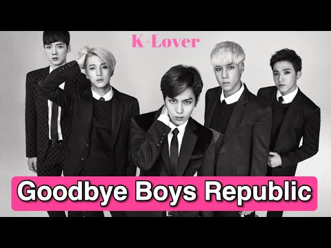 (BREAKING) K-Pop Group Boys Republic Announces Indefinite Hiatus + Apologizes To Fans