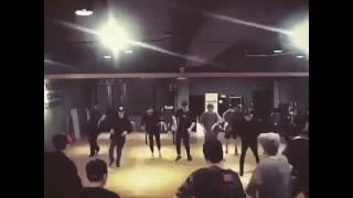 EXO cloud 9 dance practice