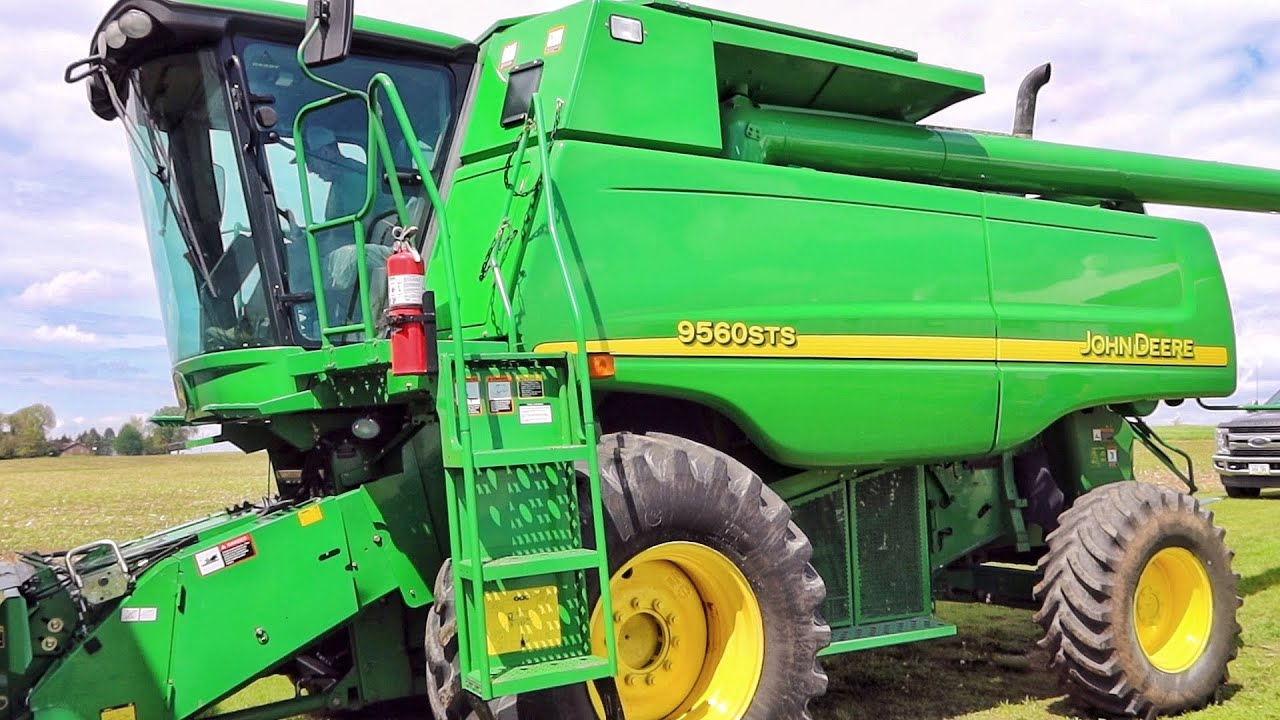 Buying My First Combine