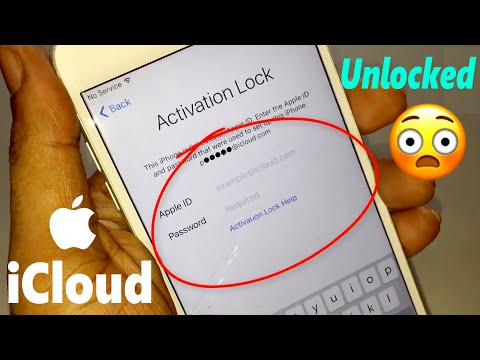 August 2017 Proof 100% Working Free Unlock iCloud Activation Lock iPhone/iPad