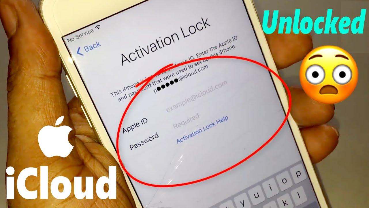 free iphone icloud unlock service