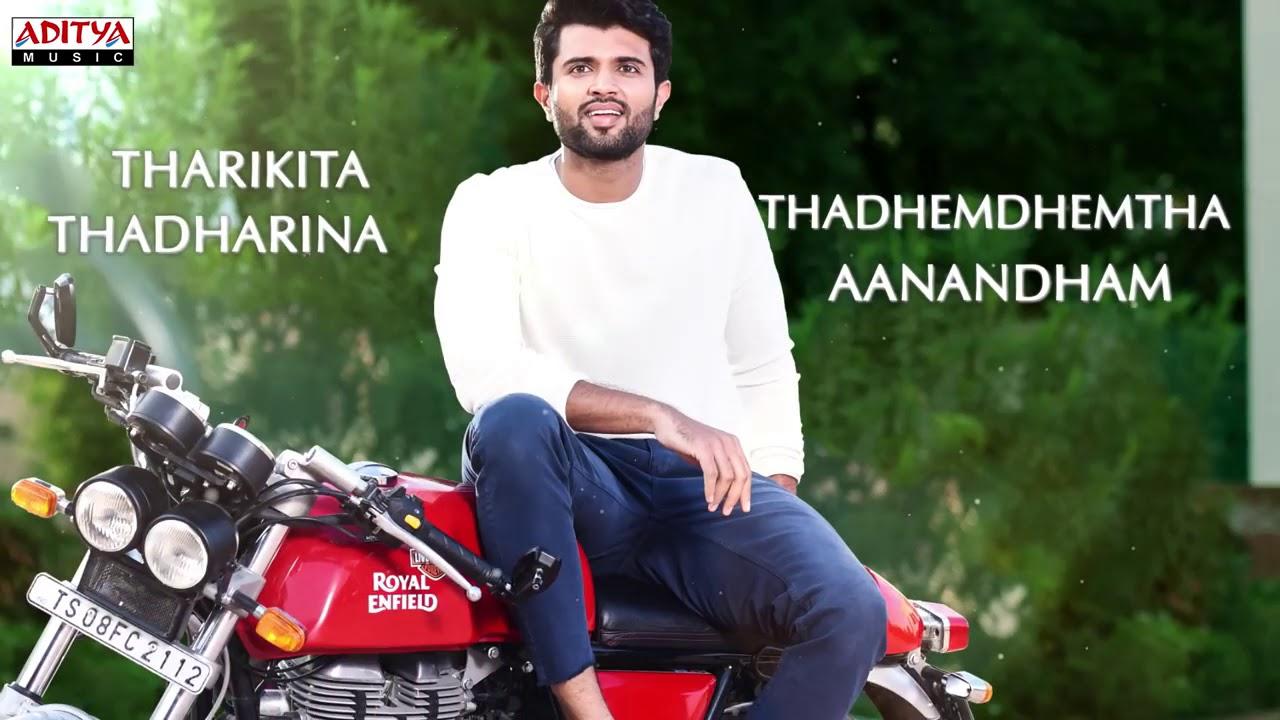 Gita Govindam Movie Inkem Inkem Inkem Kavaale Song Lyrics