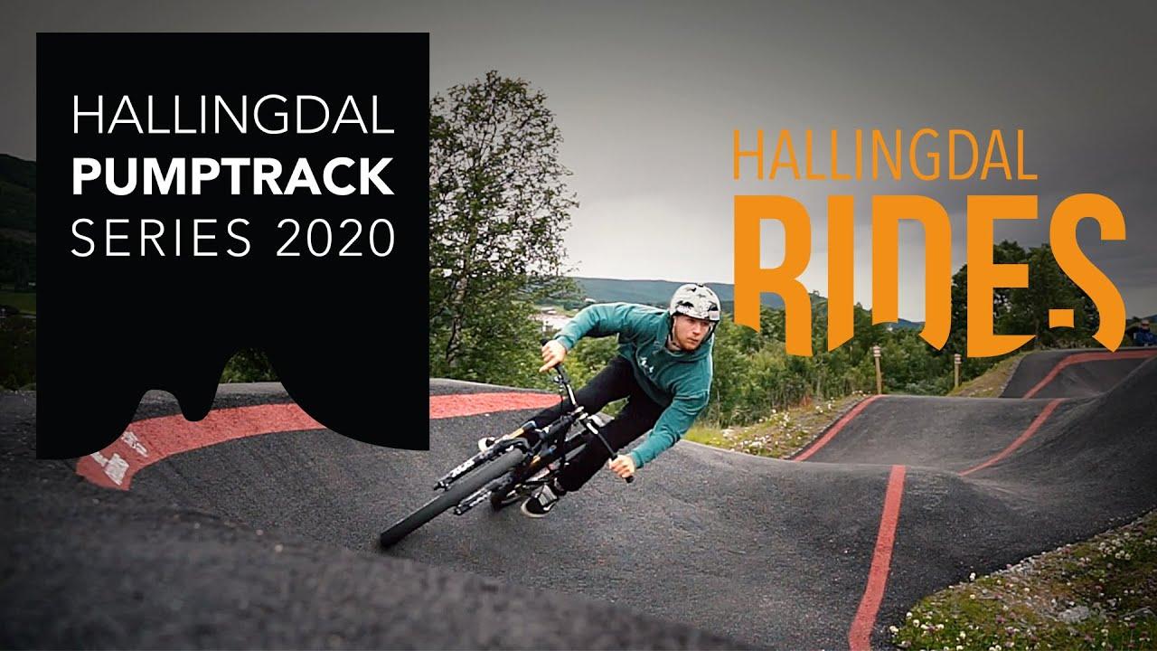 Hallingdal Pumptrackseries 2020 - Runde 1: Geilo
