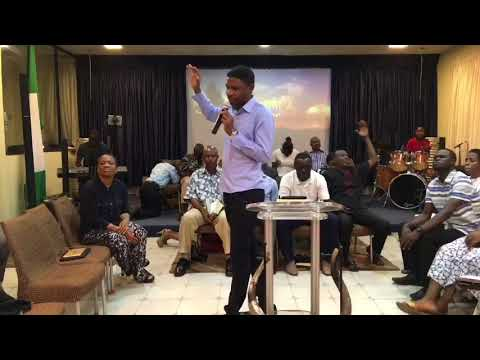 Babs Adewunmi ( The Sign of the Son of Man )15th September 2017. Times & Seasons Prophetic Gathering