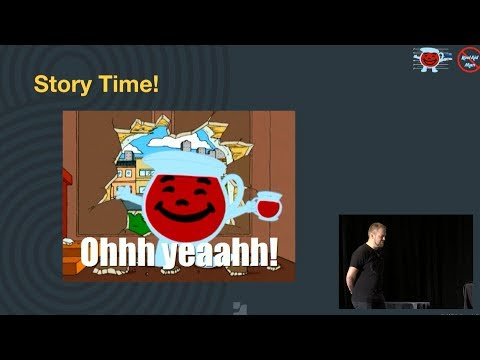 Stopping Kool-aid Man and Other Petty Criminals   JNUC 2017