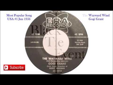 The Wayward Wind - Gogi Grant