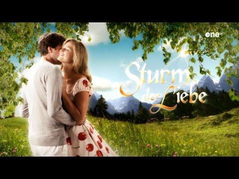 Sturm der Liebe - Vorspann Staffel 7 - Theresa & Moritz (1 ...