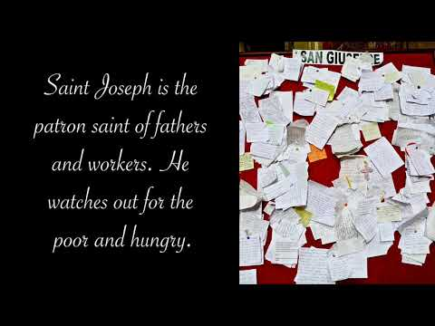 The Feast of St. Joseph and Cuccidati