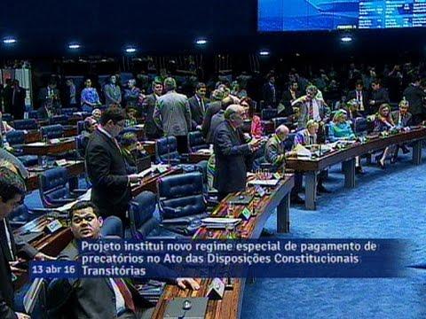 PEC Dos Precatórios é Aprovada Em Dois Turnos Pelo Senado E Segue Para Votação Na Câmara