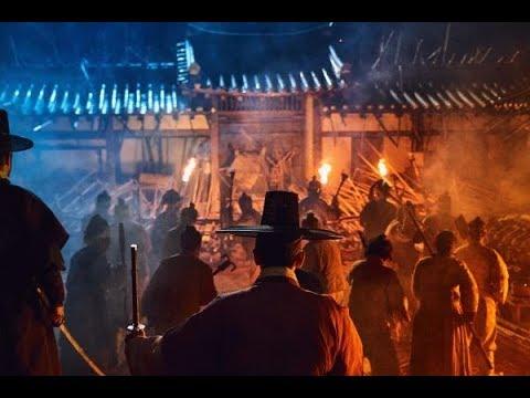 【李屍朝鮮】披着丧尸外衣的权力游戏,筹划了七年的《李尸朝鲜/王国》02