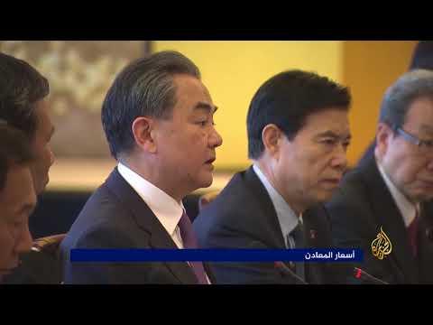 استئناف الحوار الاقتصادي بين اليابان والصين  - 19:23-2018 / 4 / 16