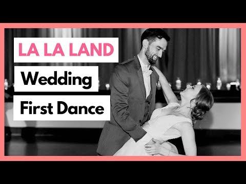 "Wedding Dance Choreography | ""La La Land"" Inspired First Dance"