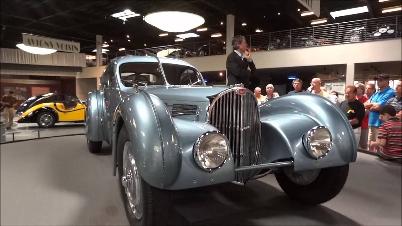 World S Most Valuable Car The 1936 Bugatti Type 57sc