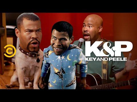 Key & Peeles Best Celebrity Impressions, Volume Two - Key & Peele