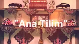 """""""Ana Tilim- Heptilik Söhbet 1"""" Уйғур тили, ئۇيغۇر تىلى , Uyghur Tili"""
