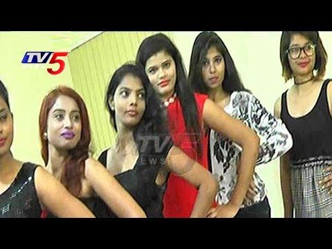 Miss Queen Hyderabad 2016 Auditions   Telugu News   TV5 News