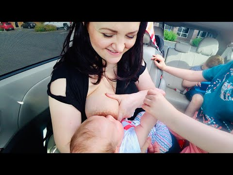 Breastfeeding On The Go