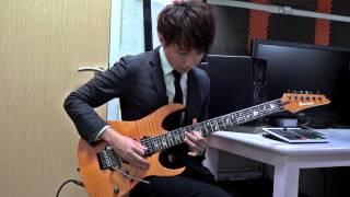 AOA - 사뿐사뿐(Like a Cat) - Electric Guitar Cover