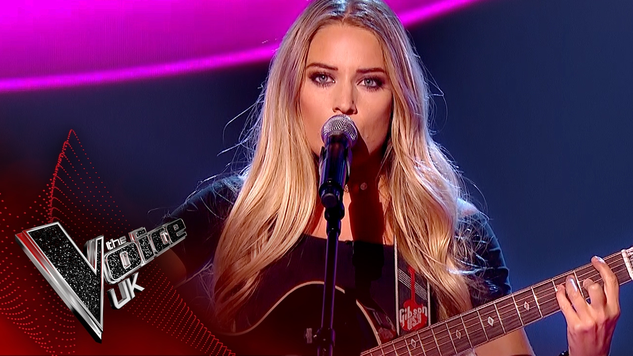 Abi Phillips performs 'Girl Crush': Blind Auditions 7 | The Voice UK 2017