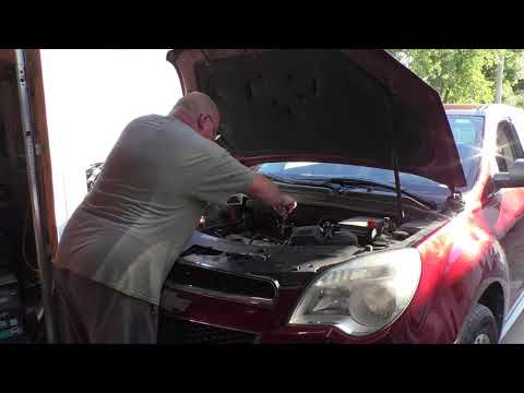 2010 Chevy Equinox Misfire P0300