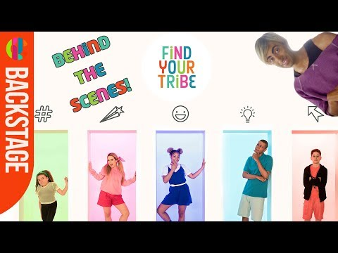 CBBC Find Your Tribe | Meet The Tribes