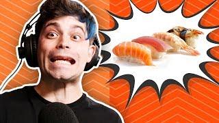 Sushi Ruined My Life   Damien Breaks Games
