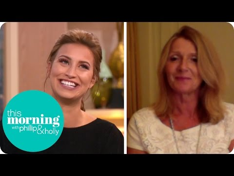 Ferne McCann Fancies I'm A Celebrity's Joel and His Mum Approves! | This Morning