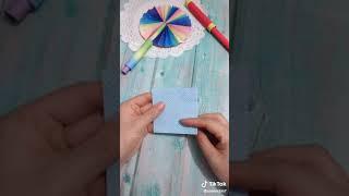 Cách làm quạt giấy hiện đại