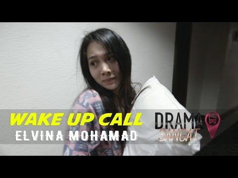 #WakeUpCall   Elvina Mohamad Ganas Ke Cengeng?