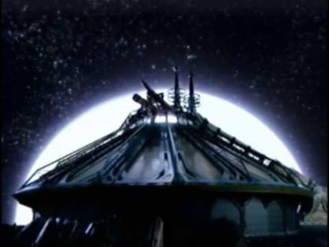 Disneyland Paris 'Space Mountain' German Commercial 1995 ...