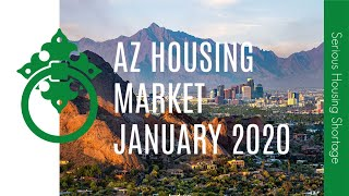 Phoenix Real Estate Market Update...Serious Home Shortage