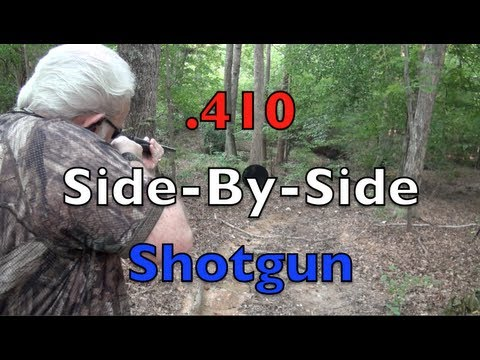 Leinad .410 Double Barrel Shotgun