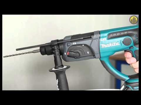 Аккумуляторный перфоратор Makita BHR202RFE