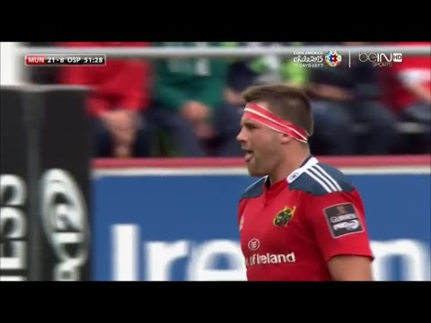 Mark Robson's CJ Stander pun gets totally ignored by Alan Quinlan