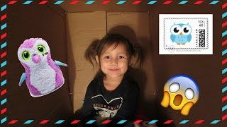 I Mailed Myself To KAYCEE & RACHEL and IT WORKED!! 4 Year Old Mails Herself To Other Youtubers