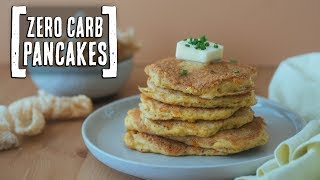 Zero Carb Pancakes | Just Blend and Pour thumbnail