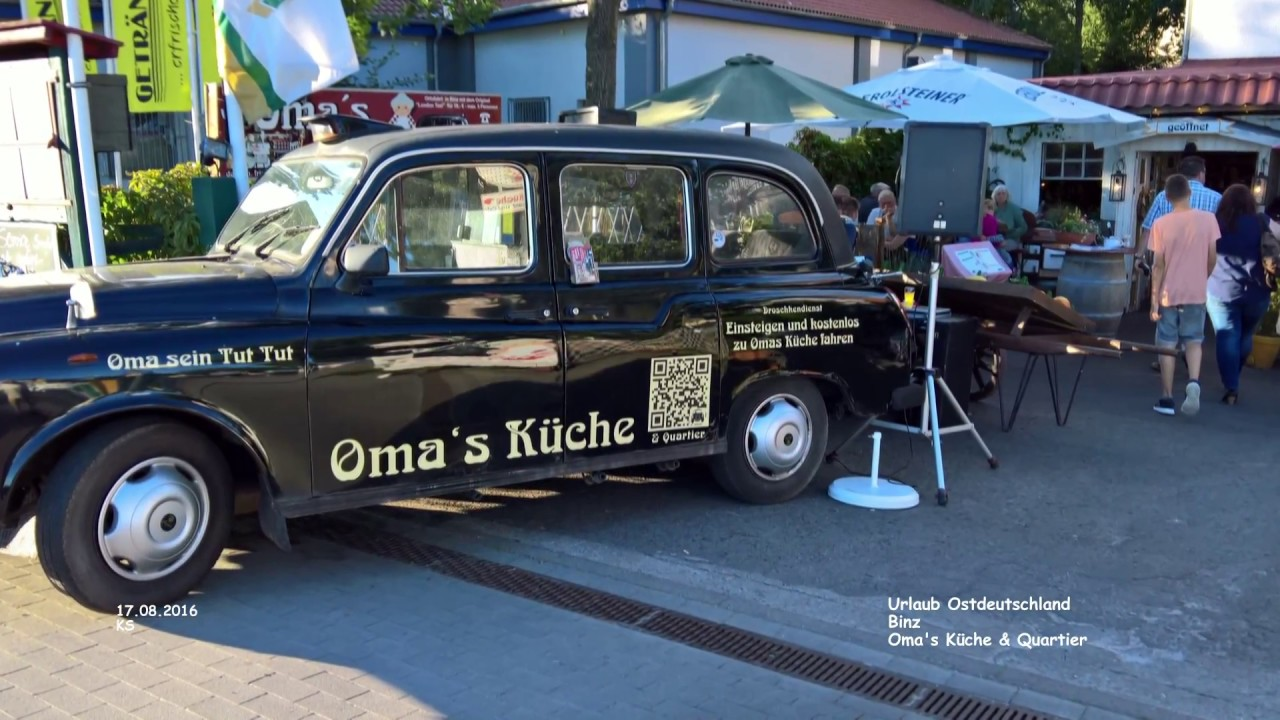 oma's küche & quartier - binz - youtube - Omas Küche Binz