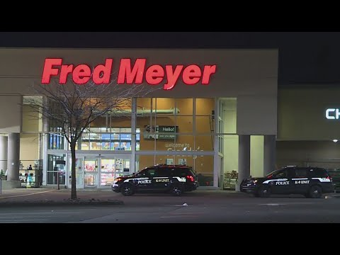 'Pray for me': Tigard Fred Meyer robbed at gunpoint
