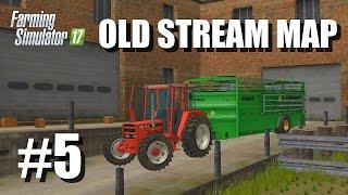 Farming Simulator 17 | Old Stream Map | Episode 05 | Transport de moutons !