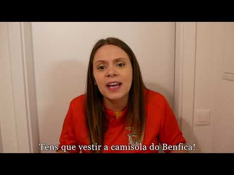 Supportrice du Benfica