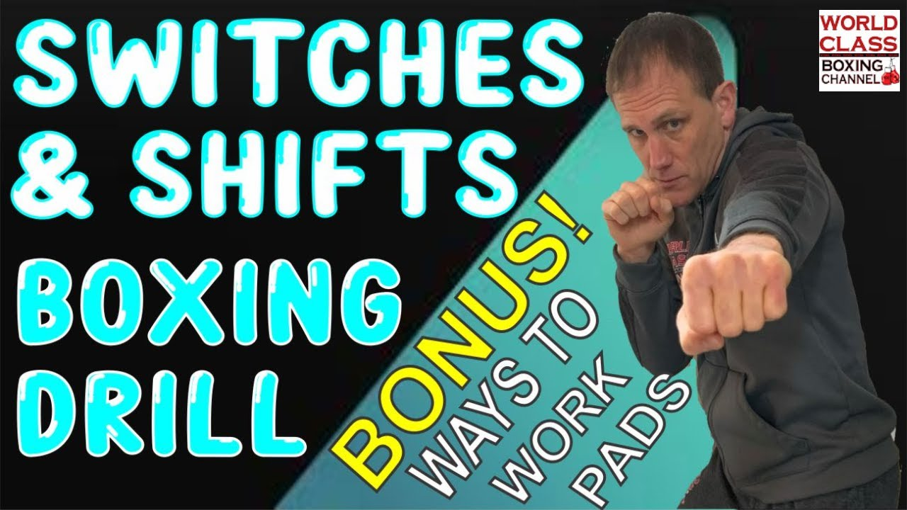 Learn How to Master Switching and Shifting Your Feet in Boxing