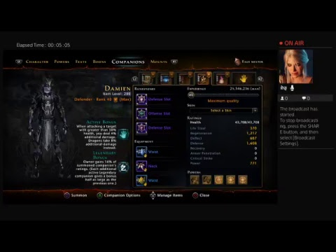 High dps high critical scourge warlock build
