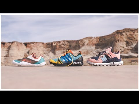b64000d467a1 The Best Look Yet at Ronnie Fieg s Kith x Adidas  EEA  Collab - YouTube